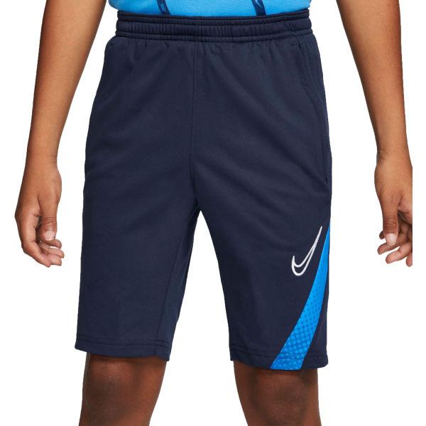 Nike DRY ACD M18 SHORT B modrá L - Chlapčenské futbalové šortky
