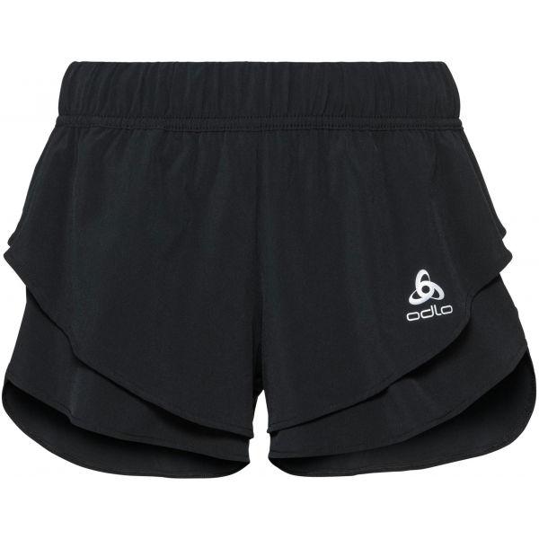 Odlo SPLIT SHORTS ZEROWEIGHT černá XS - Dámské šortky