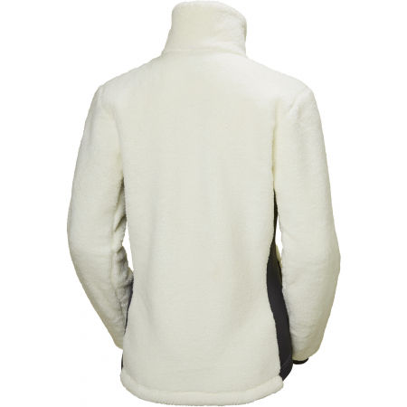 Women's fleece sweatshirt - Helly Hansen W PRECIOUS FLEECE JACKET - 2