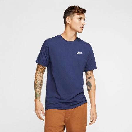 Pánske tričko - Nike SPORTSWEAR CLUB - 3