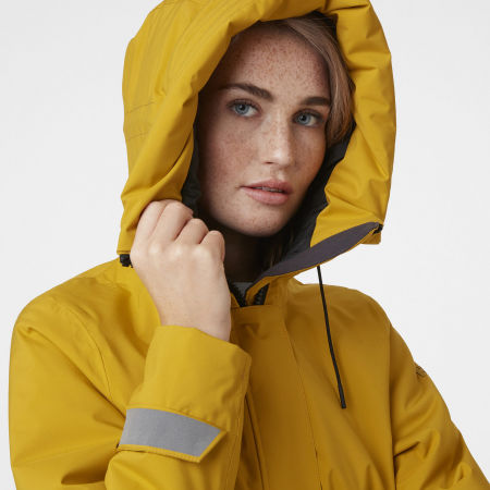 Geacă de iarnă femei - Helly Hansen W VICTORIA INS RAIN COAT - 3