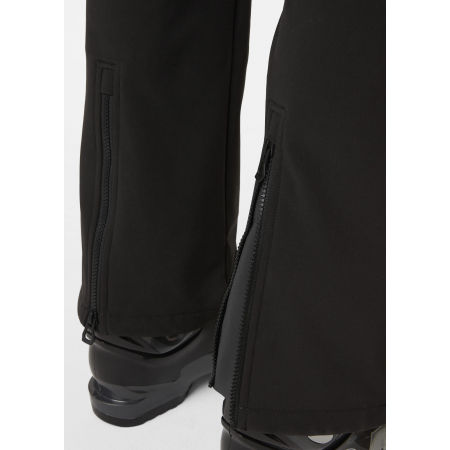 Women's softshell ski pants - Helly Hansen W BELLISSIMO 2 PANT - 4
