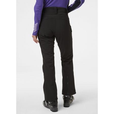 Women's softshell ski pants - Helly Hansen W BELLISSIMO 2 PANT - 5