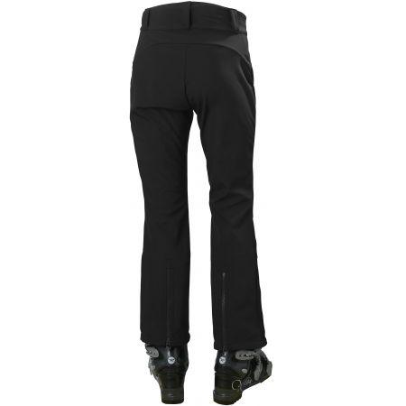 Women's softshell ski pants - Helly Hansen W BELLISSIMO 2 PANT - 2