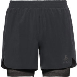 Odlo 2-IN-1 SHORTS MILLENNIUM LENCOOL PRO - Мъжки къси шорти