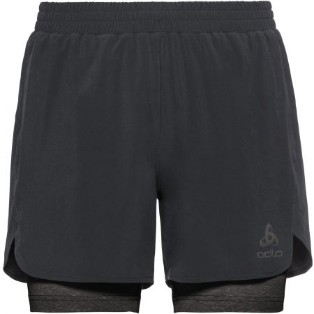 Odlo 2-IN-1 SHORTS MILLENNIUM LENCOOL PRO - Men's shorts