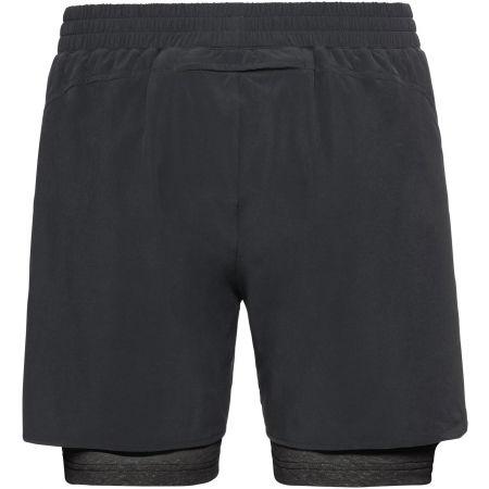 Pánske šortky - Odlo 2-IN-1 SHORTS MILLENNIUM LENCOOL PRO - 2