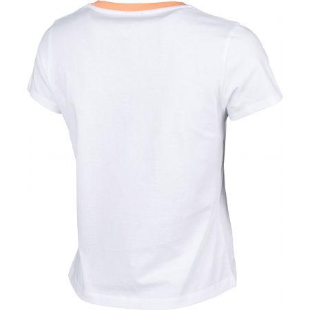 Dámské tričko - Tommy Hilfiger SS TEE SLOGAN - 3