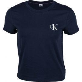 Calvin Klein S/S CREW NECK - Дамска тениска