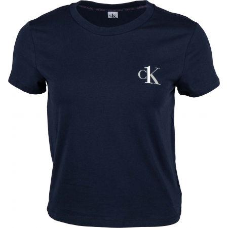 Дамска тениска - Calvin Klein S/S CREW NECK - 1