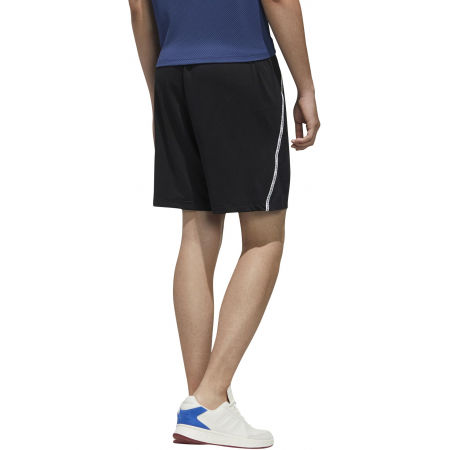 Szorty męskie - adidas D2M MATERIALS MIX SHORT - 6