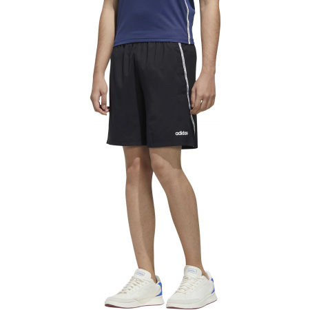 Szorty męskie - adidas D2M MATERIALS MIX SHORT - 3