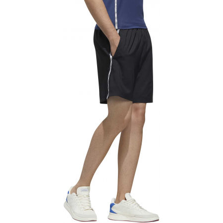 Szorty męskie - adidas D2M MATERIALS MIX SHORT - 4