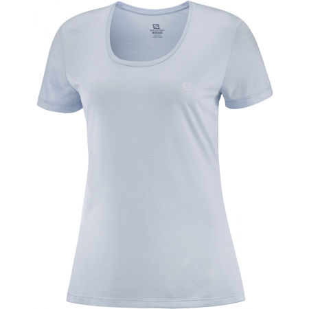Women's T-shirt - Salomon AGILE SS TEE W - 1