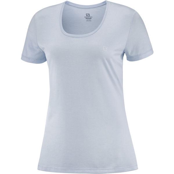 Salomon AGILE SS TEE W  L - Dámske tričko