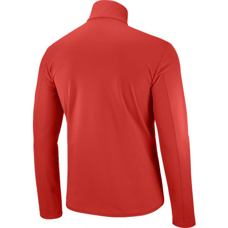 Herren Sweatshirt - Salomon OUTRACK HALF ZIP MID - 2