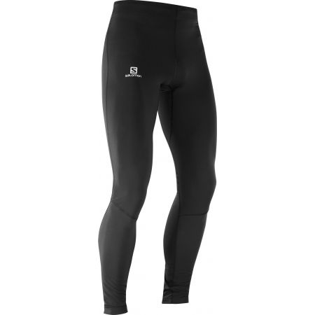 Salomon AGILE WARM TIGHT M - Legginsy męskie