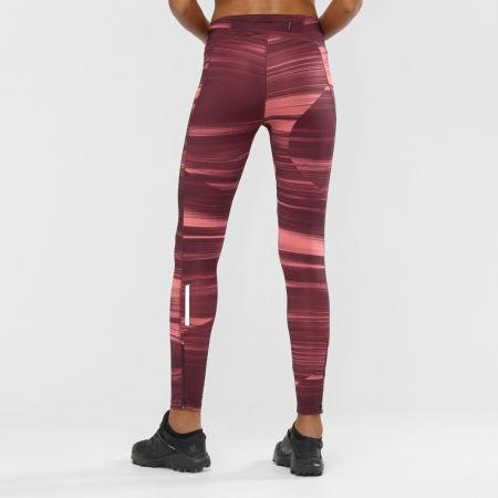 Women's leggings - Salomon AGILE LONG TIGHT W - 5