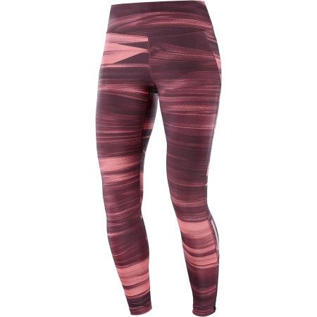 Women's leggings - Salomon AGILE LONG TIGHT W - 2