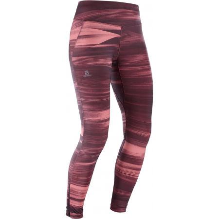 Women's leggings - Salomon AGILE LONG TIGHT W - 1