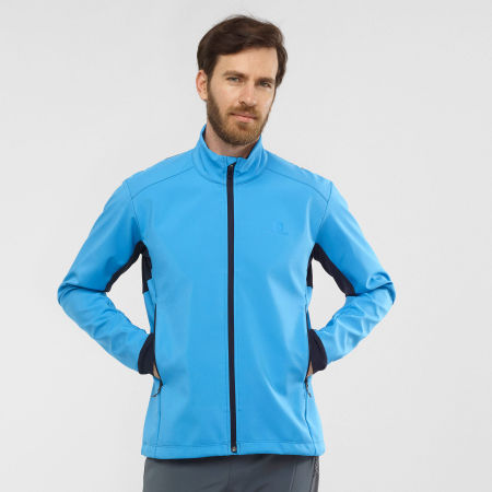 Herrenjacke - Salomon AGILE SOFTSHELL JACKET M - 2