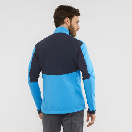 Herrenjacke - Salomon AGILE SOFTSHELL JACKET M - 3