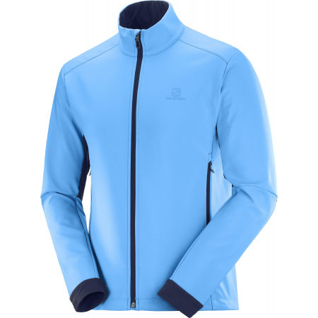 Herrenjacke - Salomon AGILE SOFTSHELL JACKET M - 1