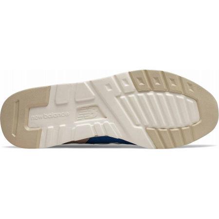 Pánska voľnočasová obuv - New Balance CM997HBQ - 3