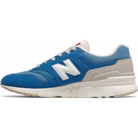 Pánska voľnočasová obuv - New Balance CM997HBQ - 2