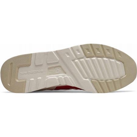 Pánska voľnočasová obuv - New Balance CM997HBS - 4