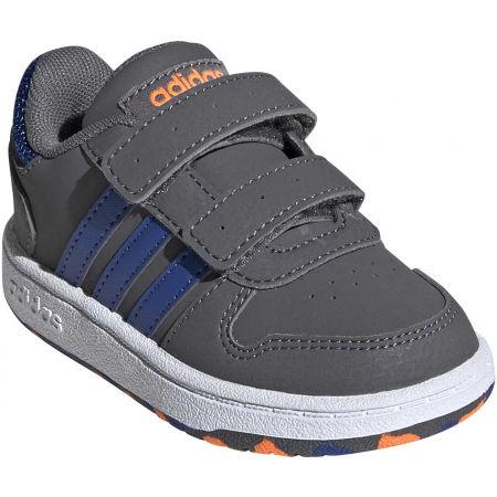 adidas HOOPS 2.0 CMF I - Dětské volnočasové tenisky