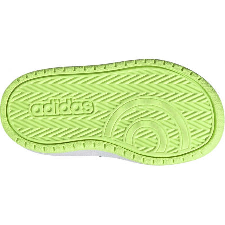 Kids' leisure shoes - adidas HOOPS 2.0 CMF I - 5