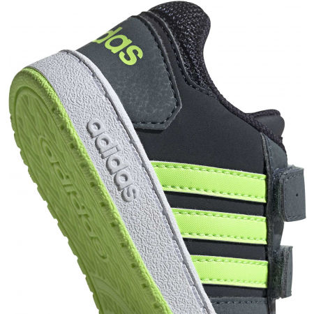 Kids' leisure shoes - adidas HOOPS 2.0 CMF I - 8