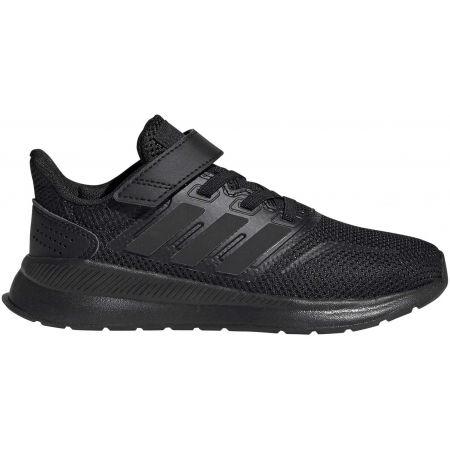 Gyerek futócipő - adidas RUNFALCON C - 2
