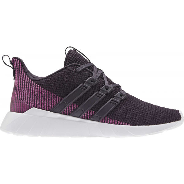 adidas QUESTAR FLOW W fialová 5 - Dámská volnočasová obuv