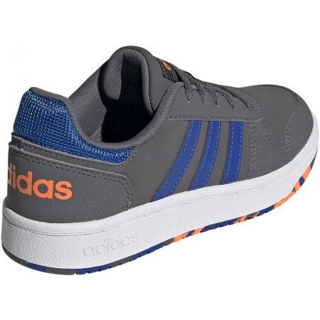Dětské volnočasové tenisky - adidas HOOPS 2.0 K - 6