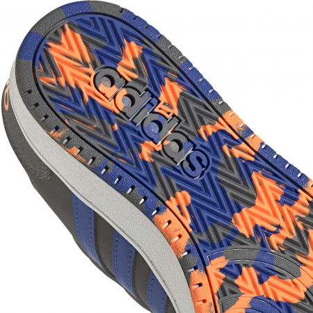 Children's casual sneakers - adidas HOOPS 2.0 K - 8