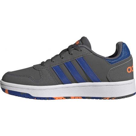 Dětské volnočasové tenisky - adidas HOOPS 2.0 K - 3
