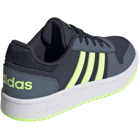 Obuwie miejskie dziecięce - adidas HOOPS 2.0 K - 6