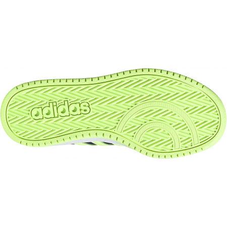 Obuwie miejskie dziecięce - adidas HOOPS 2.0 K - 5