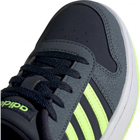 Obuwie miejskie dziecięce - adidas HOOPS 2.0 K - 7