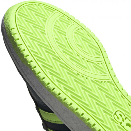 Obuwie miejskie dziecięce - adidas HOOPS 2.0 K - 9