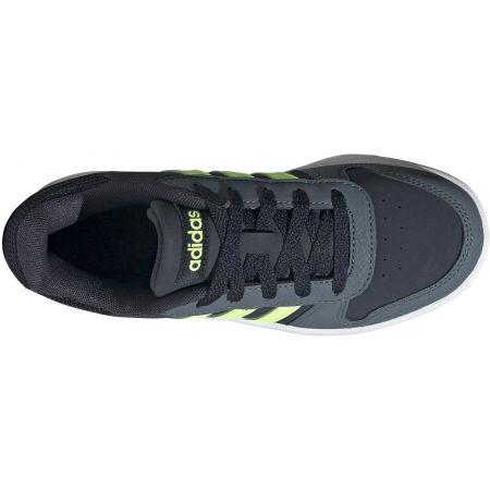 Obuwie miejskie dziecięce - adidas HOOPS 2.0 K - 4