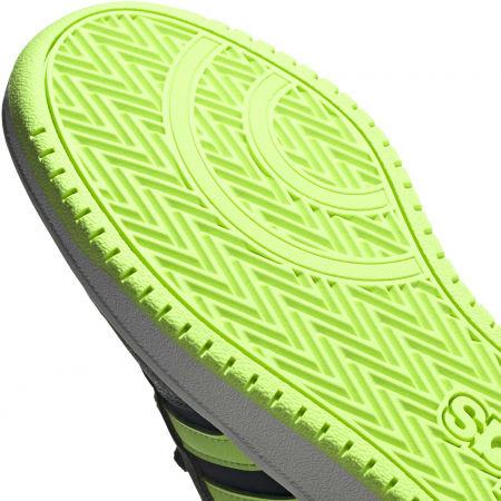 Dětské volnočasové tenisky - adidas HOOPS MID 2.0 K - 8