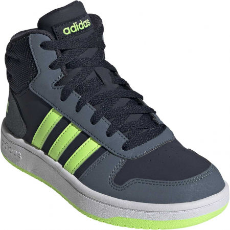 adidas HOOPS MID 2.0 K - Kids' leisure shoes