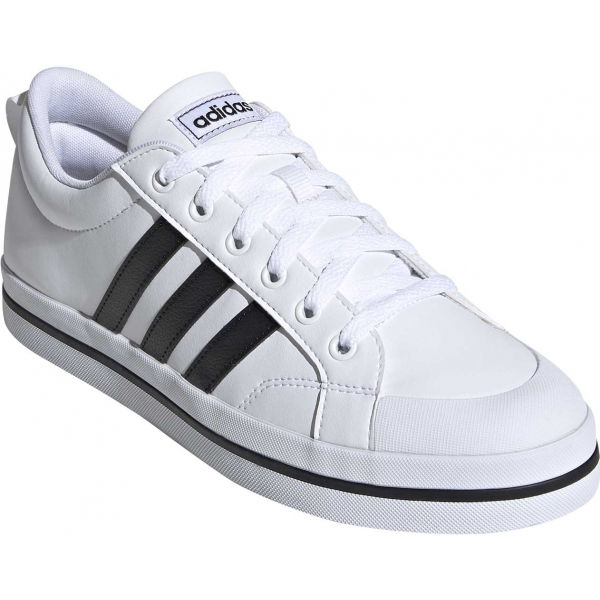adidas BRAVADA bílá 7.5 - Pánské volnočasové boty