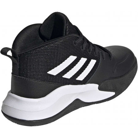 Kids' leisure shoes - adidas OWNTHEGAME K WIDE - 6