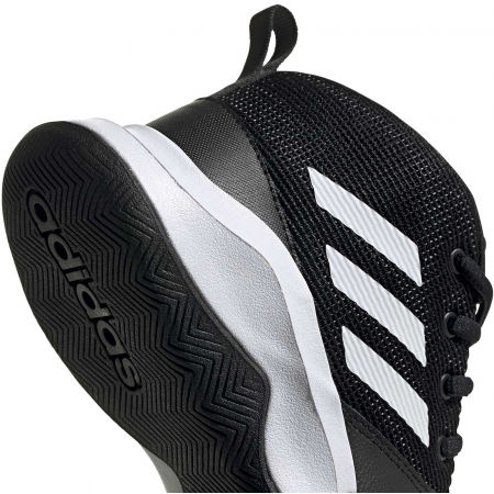 Kids' leisure shoes - adidas OWNTHEGAME K WIDE - 7