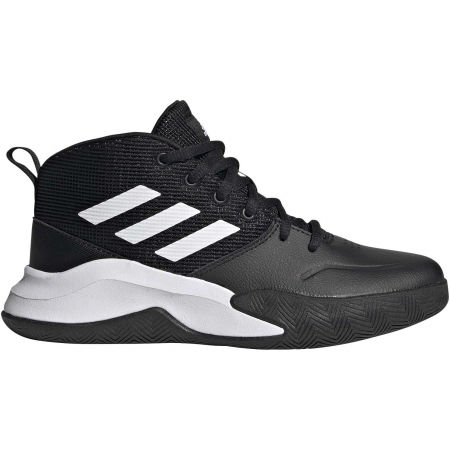 Kids' leisure shoes - adidas OWNTHEGAME K WIDE - 2