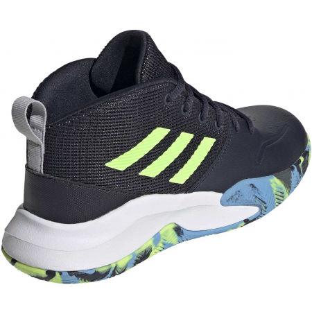 Teniși casual copii - adidas OWNTHEGAME K WIDE - 6